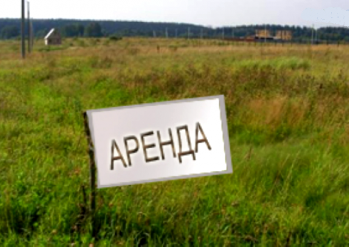 долгосрочная аренда сельскохозяйственной земли называлась небольшой паузы